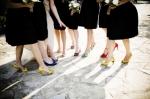 Sapatos paramadrinhas